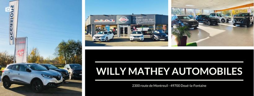 Willy Mathey automobiles