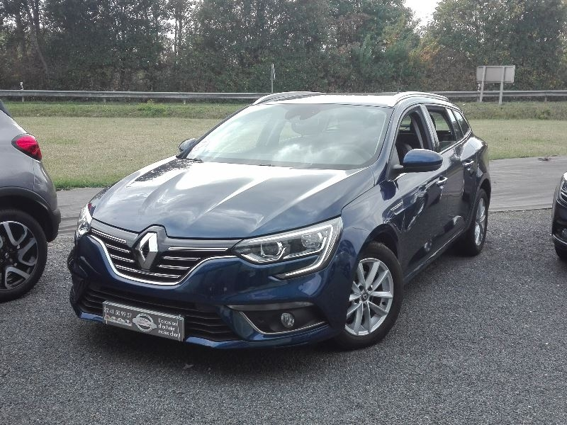 renault megane iv estate 1 5 dci 110ch energy intens d occasion dou la fontaine willy. Black Bedroom Furniture Sets. Home Design Ideas