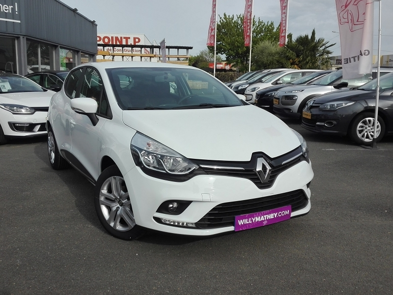 Photo 2 de l'offre de RENAULT CLIO IV 0.9 TCE 90CH ENERGY BUSINESS 5P EURO6C à 14490€ chez Willy Mathey automobiles
