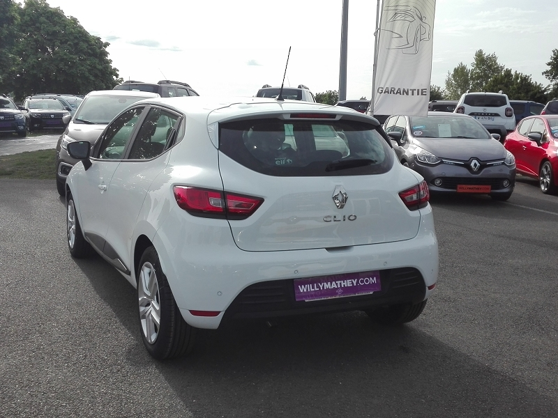 Photo 4 de l'offre de RENAULT CLIO IV 0.9 TCE 90CH ENERGY BUSINESS 5P EURO6C à 14490€ chez Willy Mathey automobiles