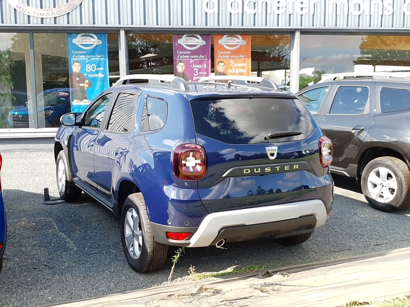 Photo 2 de l'offre de DACIA DUSTER 1.5 BLUE DCI 115CH PRESTIGE 4X2 à 19790€ chez Willy Mathey automobiles