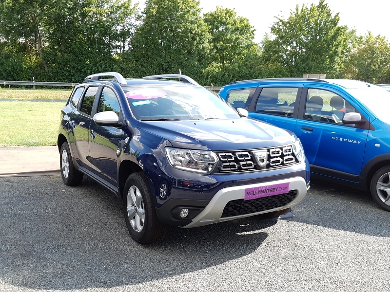 Photo 12 de l'offre de DACIA DUSTER 1.5 BLUE DCI 115CH PRESTIGE 4X2 à 19790€ chez Willy Mathey automobiles