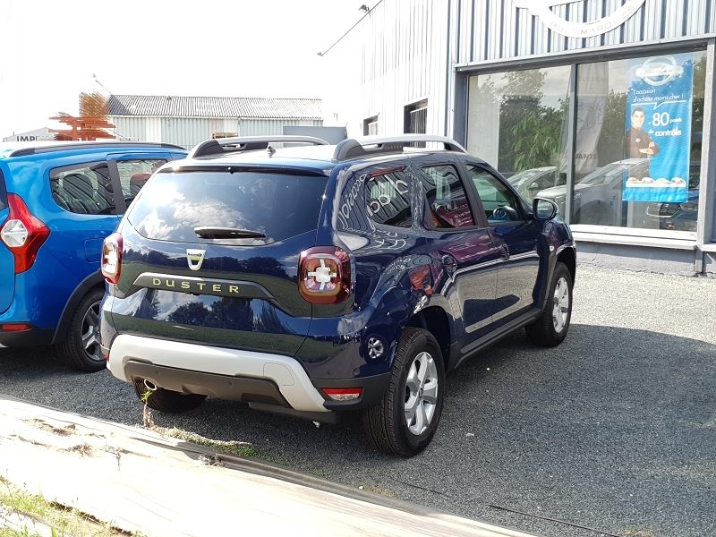 Photo 13 de l'offre de DACIA DUSTER 1.5 BLUE DCI 115CH PRESTIGE 4X2 à 19790€ chez Willy Mathey automobiles