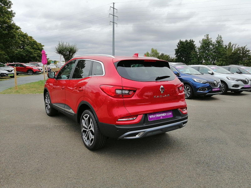 Photo 2 de l'offre de RENAULT KADJAR 1.5 BLUE DCI 115CH INTENS EDC à 25990€ chez Willy Mathey automobiles